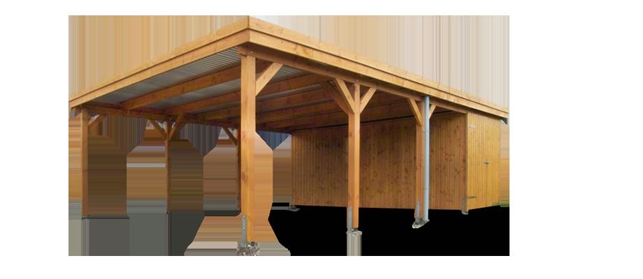 Carport preiswert carports und terrassendcher preiswerte for Carport dach decken